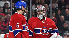 Leadership from Price, Weber driving Canadiens' success