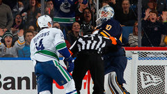 Burrows bothers Sabres in Canucks win