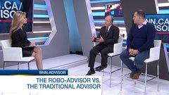 Robo-advisor versus the traditional advisor: Round one of the debate