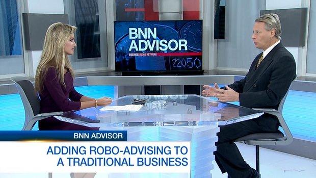 Robo-advisor versus the traditional advisor: Finding a hybrid