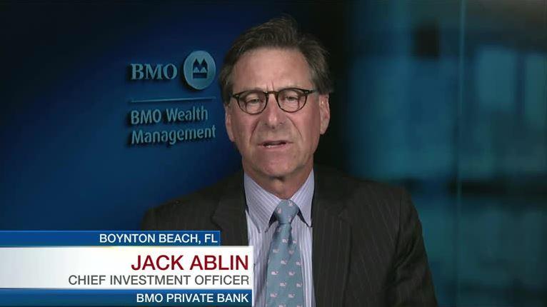 Canadian, European stocks set to outperform S&P: BMO's Jack Ablin - Video - BNN