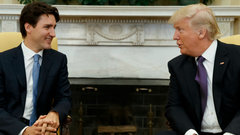 MoneyTalk: Trudeau and Trump met, now what?