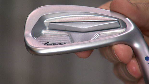 Ping's newest irons provides performance and forgiveness