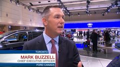 We'll keep production in Canada despite protectionism risk: Ford Canada CEO