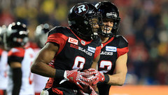 Alouettes sign MOP nominee Jackson ; Riders talking to Vince Young