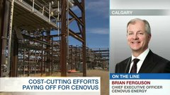 We'll never relax on cost-reduction efforts: Cenovus CEO