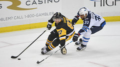 Crosby's work ethic separates him from everyone else
