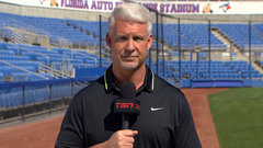 Phillips: Bautista back at spring training with chip on shoulder