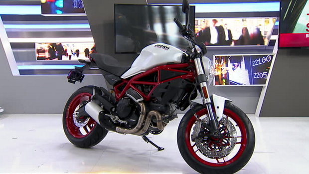 Ducati expands lineup in fight for motorcycle millions