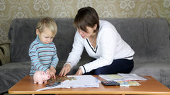 Your Money Month: How to talk to your kids about money