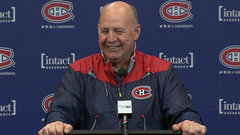 Julien happy to be back in Montreal, ready to get to work