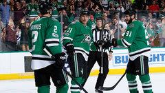 NHL: Lightning 3, Stars 4 (OT)
