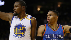 Will Durant/Westbrook feud boil over during ASG?