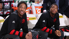Jack Armstrong on Derozan/Lowry making third All-Star appearance