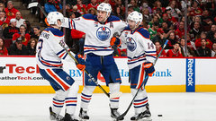 NHL: Oilers 3, Blackhawks 1