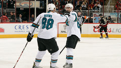 NHL: Sharks 4, Coyotes 1