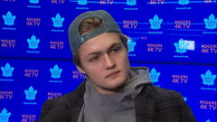 Can Matthews-Nylander duo fill the void with Marner out?