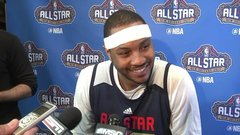 Carmelo couldn't get refund on his vacation