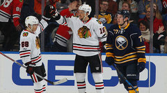 NHL: Blackhawks 5, Sabres 1