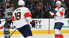 NHL: Panthers 3, Kings 2