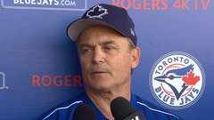 Gibbons on how he will use Donaldson and Morales