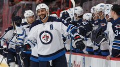 NHL: Jets 3, Senators 2