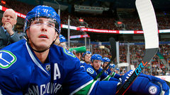 2 Minutes for Instigating –it's sell week for the Canucks