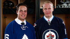 All eyes on Matthews and Laine in Toronto