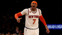 Stephen A. says Carmelo is keeping Dolan close