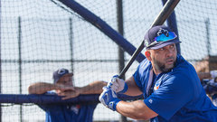 How does Morales change the makeup of the Jays' offence?