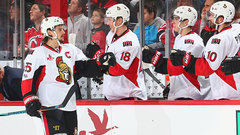 NHL: Senators 2, Devils 1