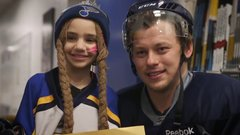 Must See: Tarasenko surprises 11-year-old fan