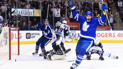 NHL: Jets 4, Maple Leafs 5 (OT)