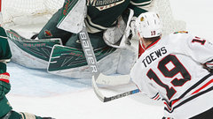 NHL: Blackhawks 5, Wild 3