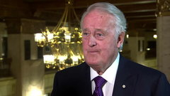 Trump leaving Mexico behind in trade talks 'unacceptable': Former PM Mulroney