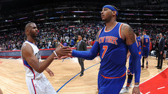 Could Melo to the Clippers pave the way for LeBron?