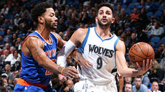 Can the Timberwolves pull off Rose-Rubio swap?