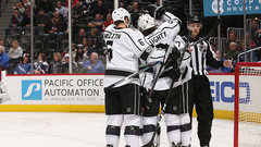 NHL: Kings 2, Avalanche 1