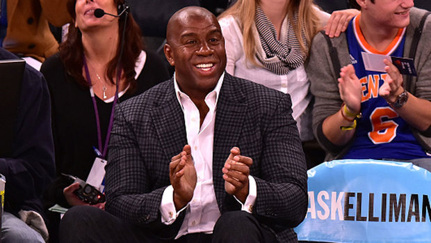 What kind of imprint will Magic have on the Lakers?