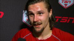 Karlsson proud of depleted Senators performance