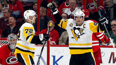NHL: Penguins 3, Hurricanes 1