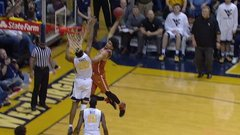 Must See: Texas' Allen throws down dunk of the year candidate
