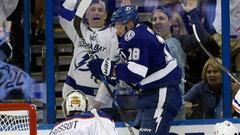 NHL: Oilers 1, Lightning 4