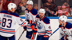 NHL: Oilers 4, Panthers 3