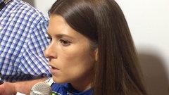 Danica Patrick on concussions in NASCAR
