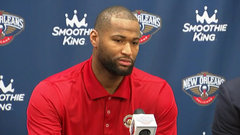 Cousins excited to form dynamic duo with Davis in New Orleans