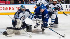 Leafs and Jets deliver another overtime thriller