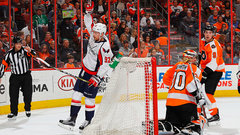 NHL: Capitals 4, Flyers 1