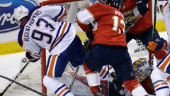 Oilers' supporting cast responds to McLellan's challenge