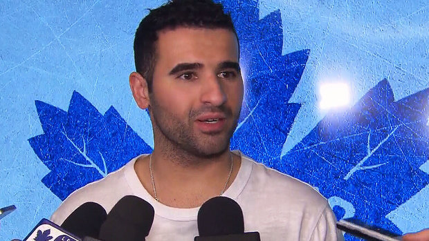 Kadri on Chiarot's threat: